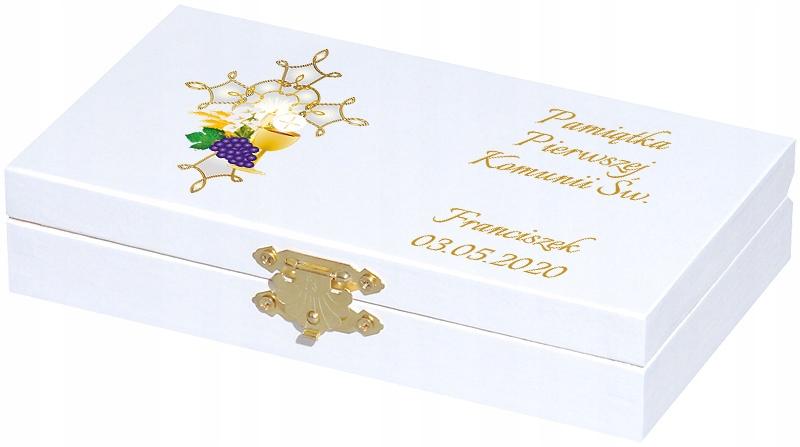 Communion Souvenir Box pre U110 Banknotes