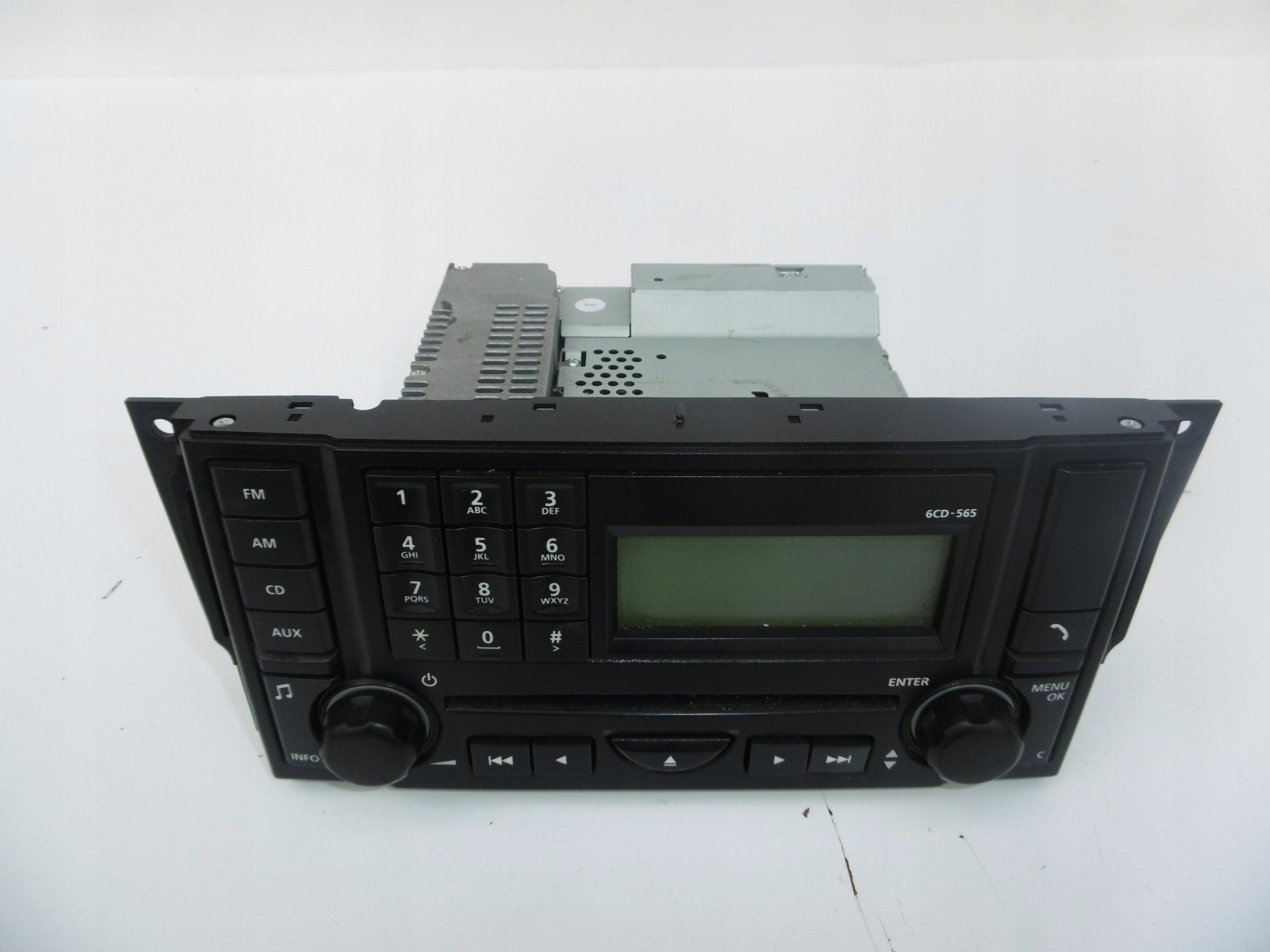 радио 8h3218c815ca range rover спорт f-vat
