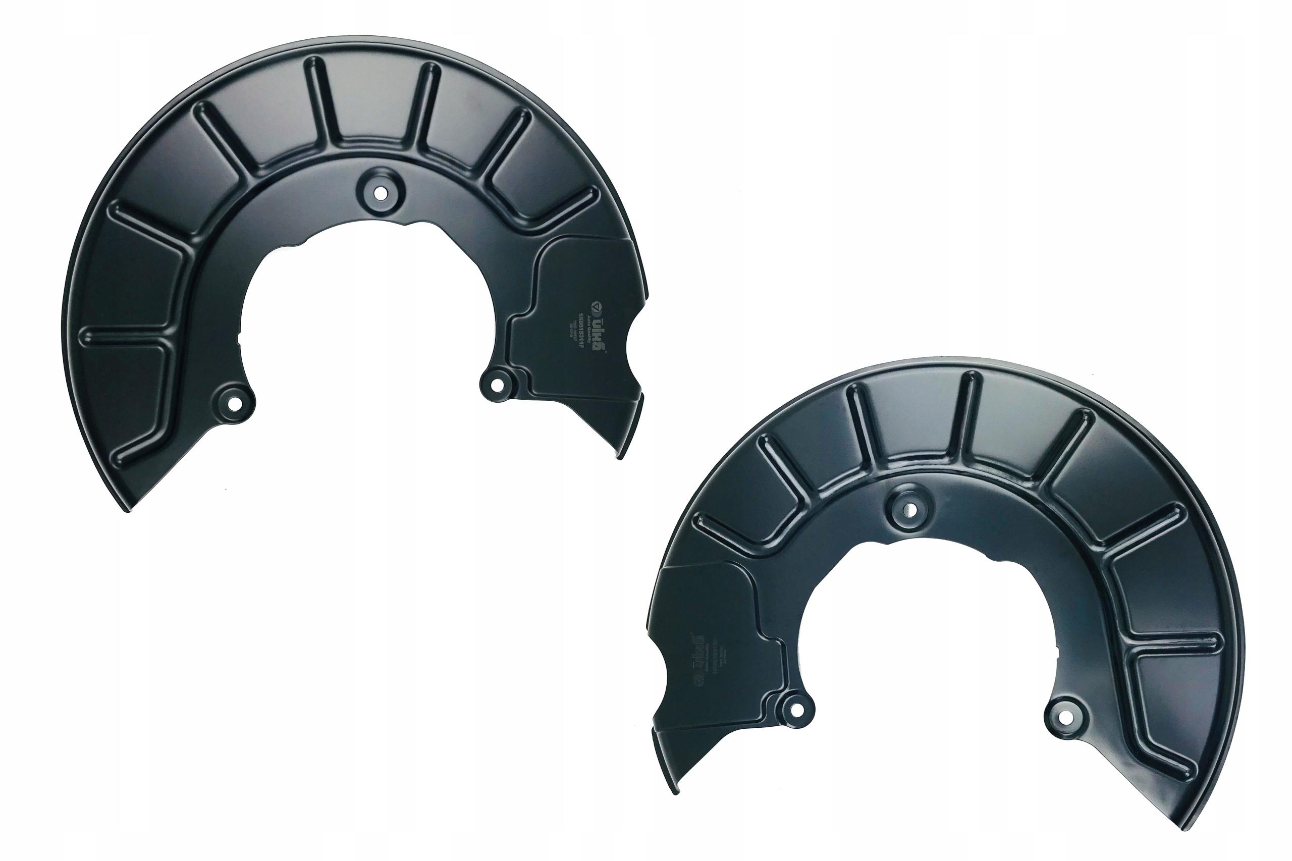 крышки дисков вперед гольф v vi 5 6 + права слева компл