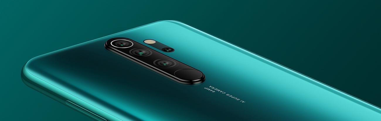 Smartfon Xiaomi Redmi Note 8 Pro 6/128GB NFC GPS Kolor zielony