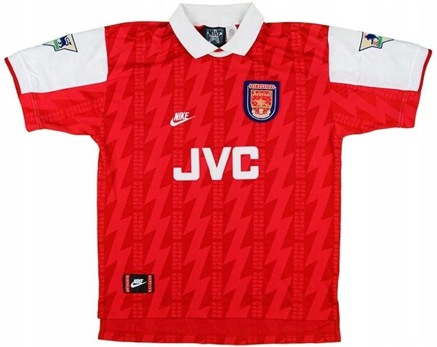 T-shirt ARSENAL FC Sezóny 1994/1995 - RETRO-rok. XXL