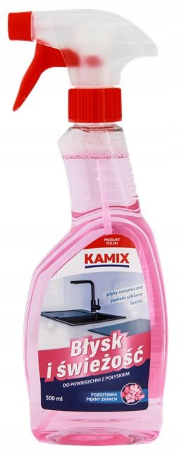 KAMIX Блеск и Свежесть к поверхности, с блеском