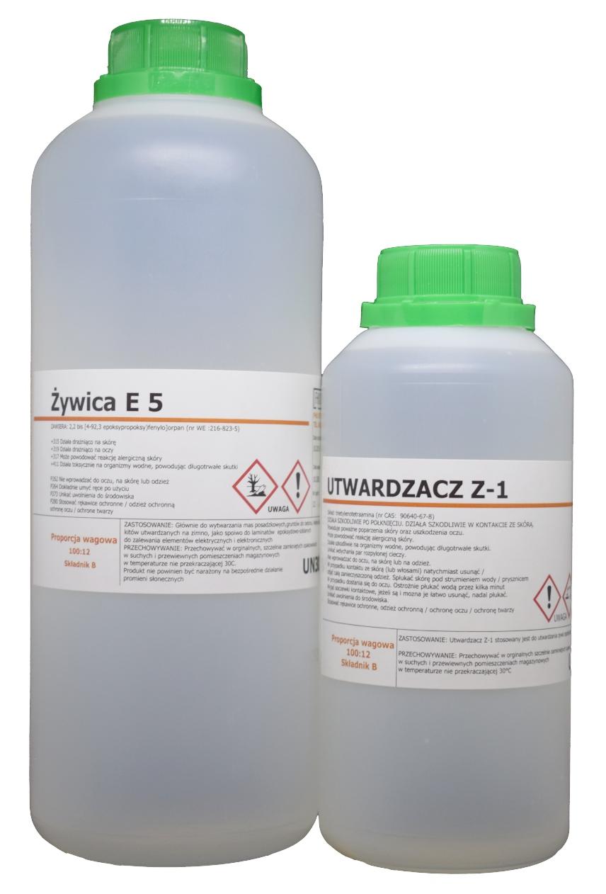 Item EPOXY RESIN-epidian 5 then+HARDENER Z1 560 G