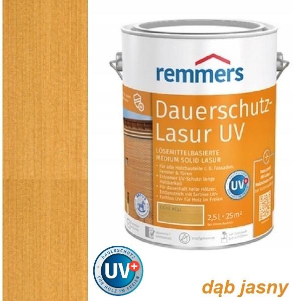 DAUERSCHUTZ LASUR UV+ 2.5 l svetlý DUB