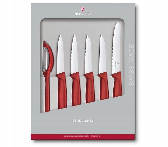 Купить Victorinox набор noży SWISS Classic 671116G на Eurozakup - цены и фото - доставка из Польши и стран Европы в Украину.