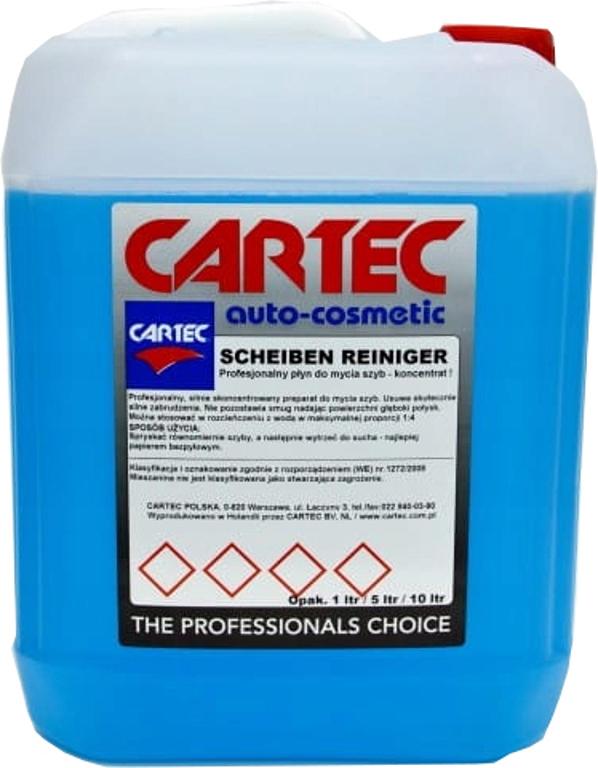 Cartec Scheiben 5L - Płyn do mycia szyb KONCENTRAT