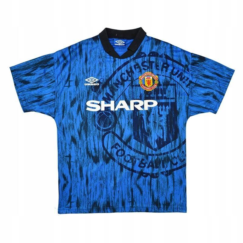 T-tričko MANCHESTER UNITED 1992/1993 - RETRO-rok. L