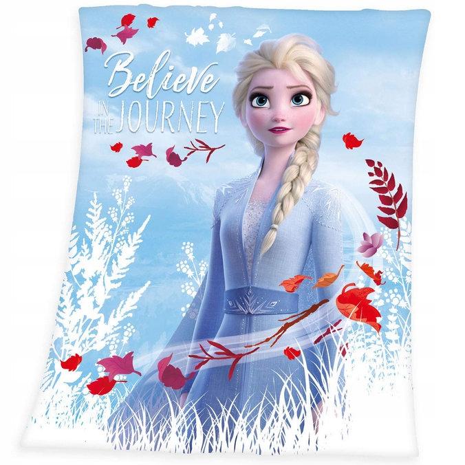 Deka Elsa Frozen Frozen 130x160 deka ELSA