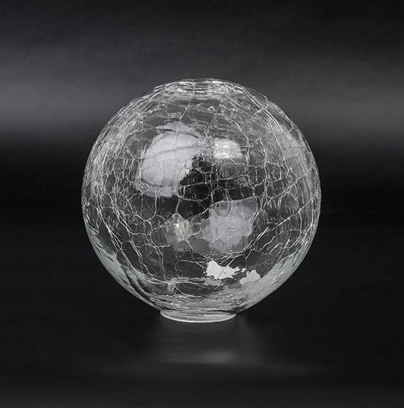 Абажур 4009 световой шар, люстра матовая / диаметр 15 / 4см