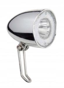 Svietidlo RETRO JT náboj dynamo LED údržba