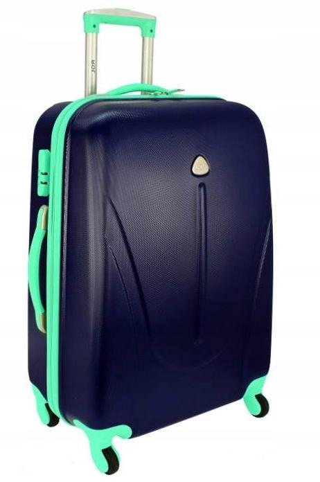 Kufrík malá cestovanie 4 kabína v kabíne Wizzair