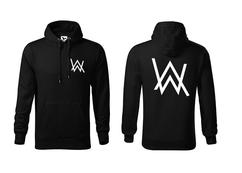 Alan Walker Bluza Damska Faded roz. XL