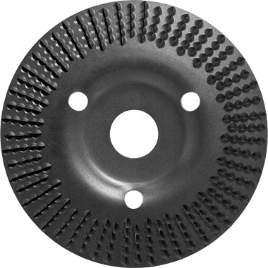 TARNIK Колесо для шлифования дерева 125 мм. рот