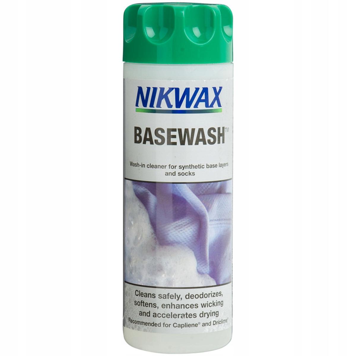 Nikwax Base Wash 300 мл для одежды termoaktywnej