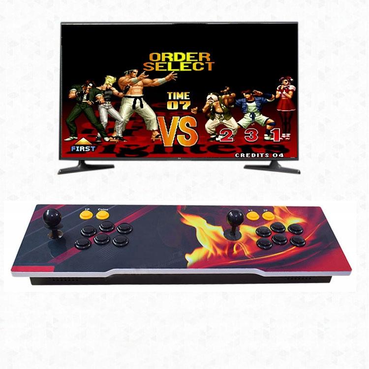 Item PANDORA'S BOX 9 arcade game console PC TV KOF