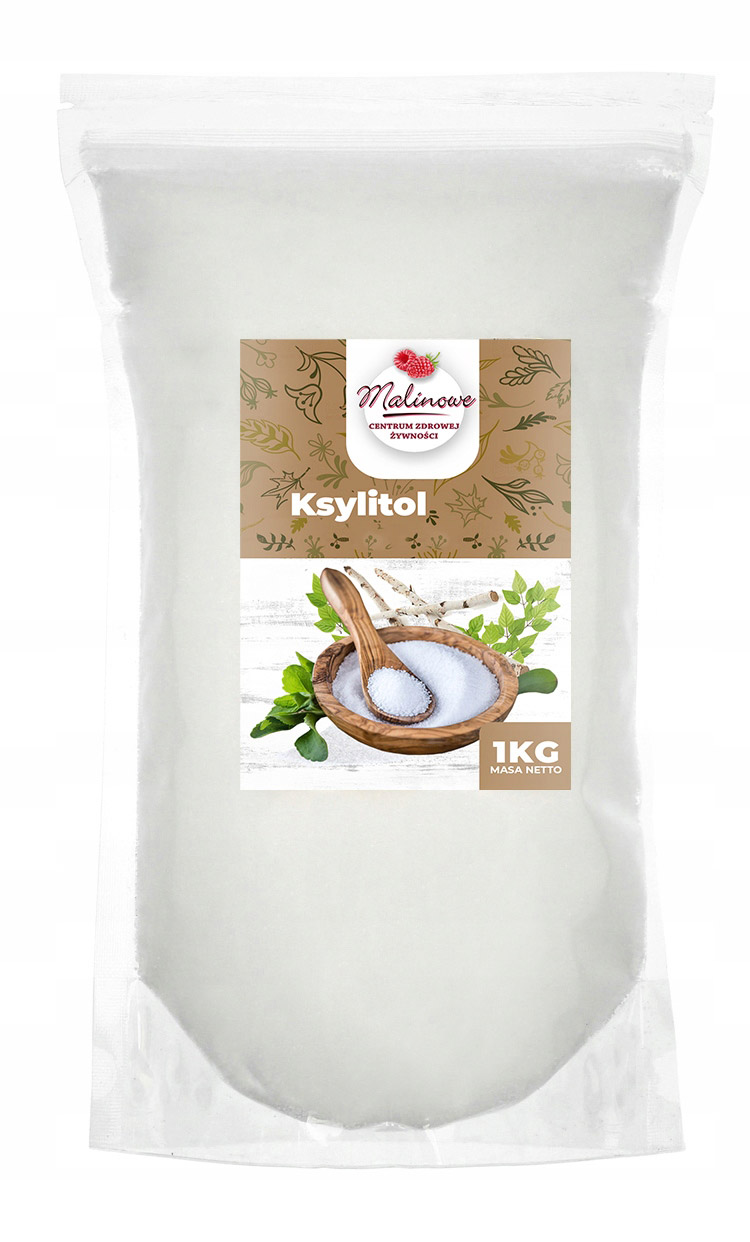 Item XYLITOL BIRCH SUGAR 1kg XYLITOL