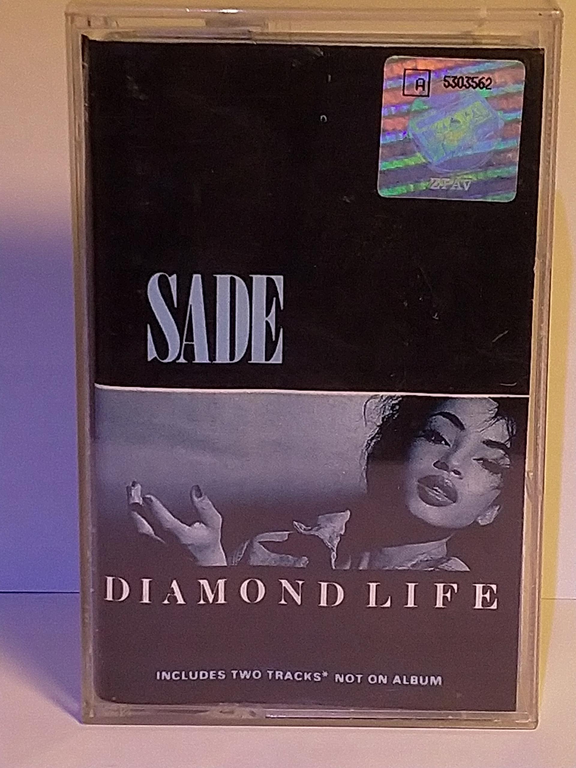 Item SADE - DIAMOND LIFE - MC