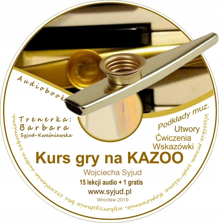 Item Course kazoo + kazoo for free! mirliton flute rzezańców