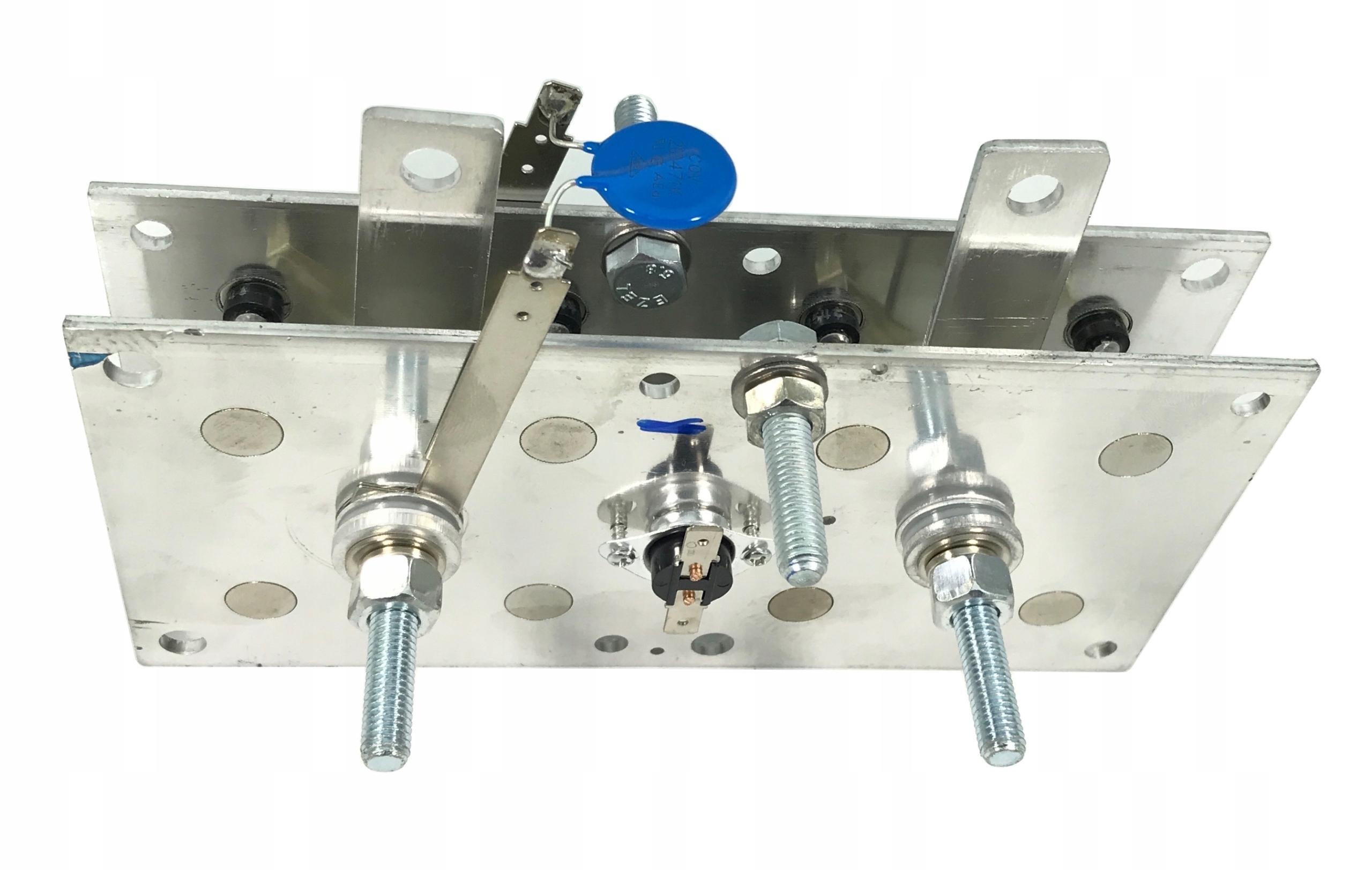 Мостик выпрямительный 200А вольфрам сварочный аппарат светодиоды