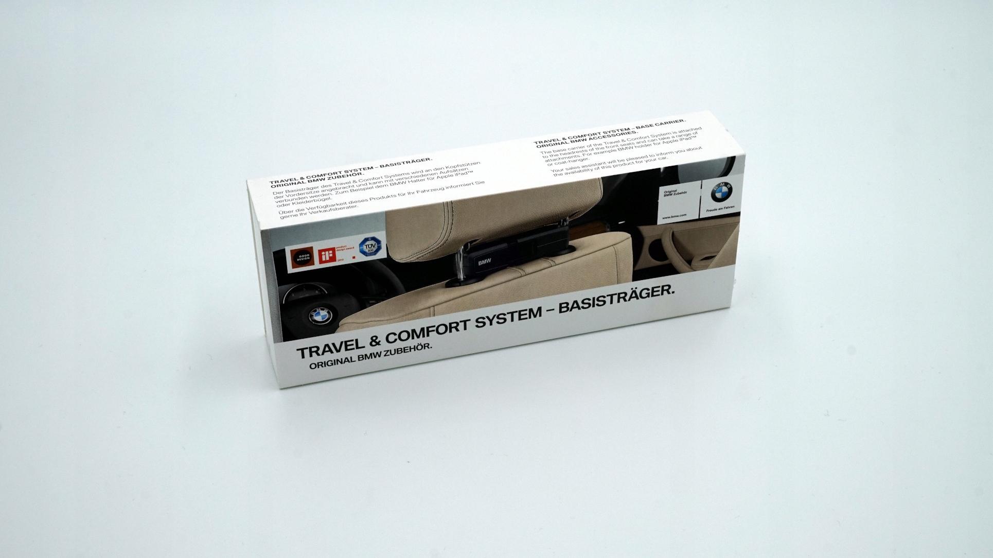 держатель базовый bmw travel 51952183852
