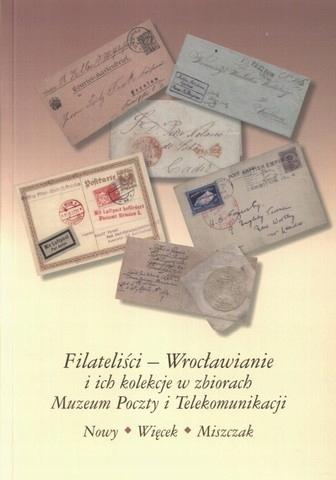 Коллекции филателистов Вроцлава Филателия