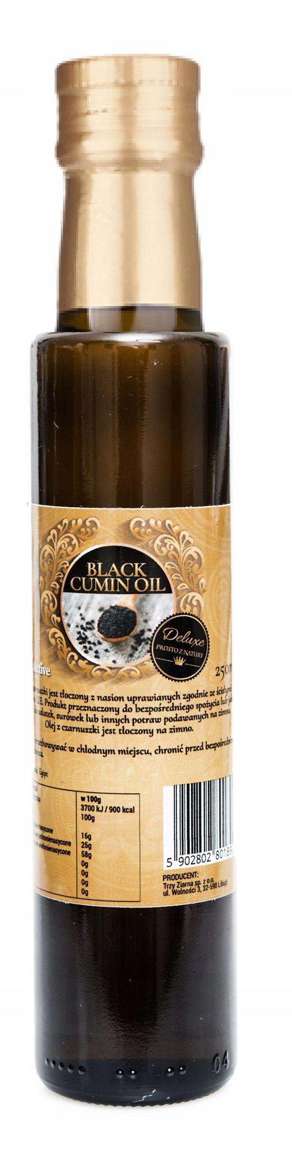Масло черного тмина 250 мл охлажденное свежее