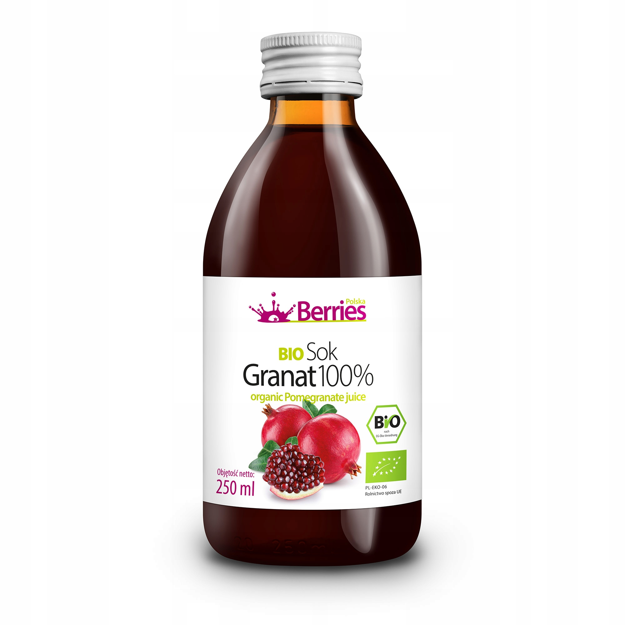 Sok BIO Granat 100% eko sok z granatu 250ml