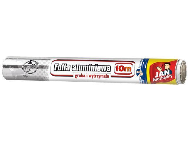 Фольга алюминиевая пищевая 10м, Иоанн, Необходимый