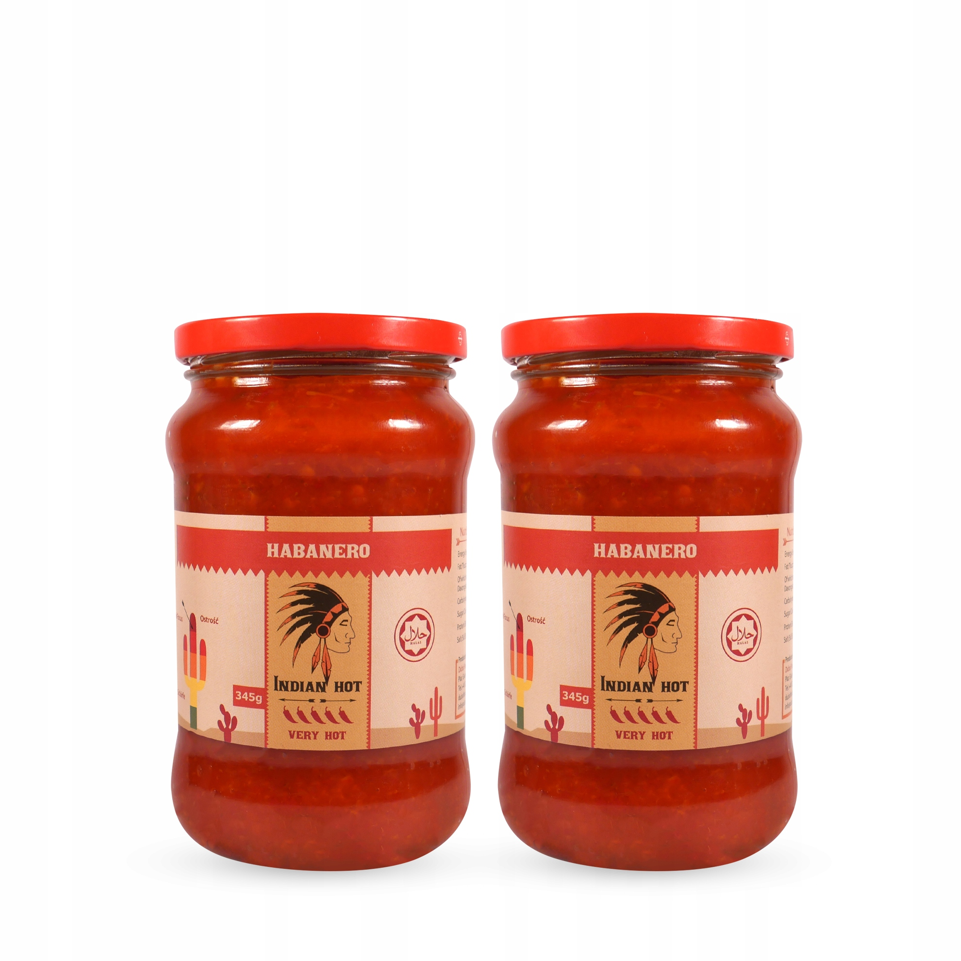 VERY SPARK Paste Habanero Indian Hot 345g НАБОР