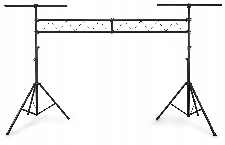 Výkonný osvetlenie Tripod Bridge až 60kg 4x3m