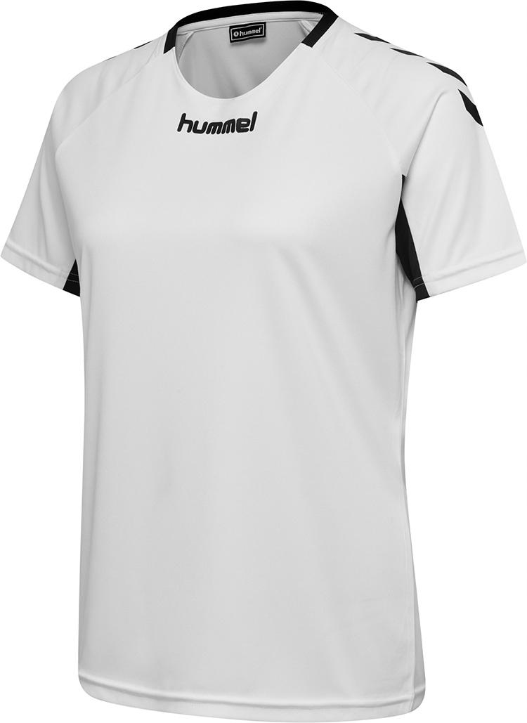 Hummel Core Team Jersey žena biely -x