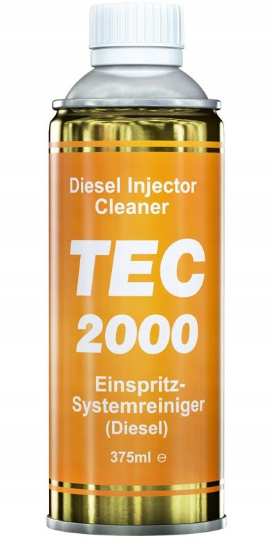 TEC2000 Diesel Injector Cleaner - Очищает Wtryski