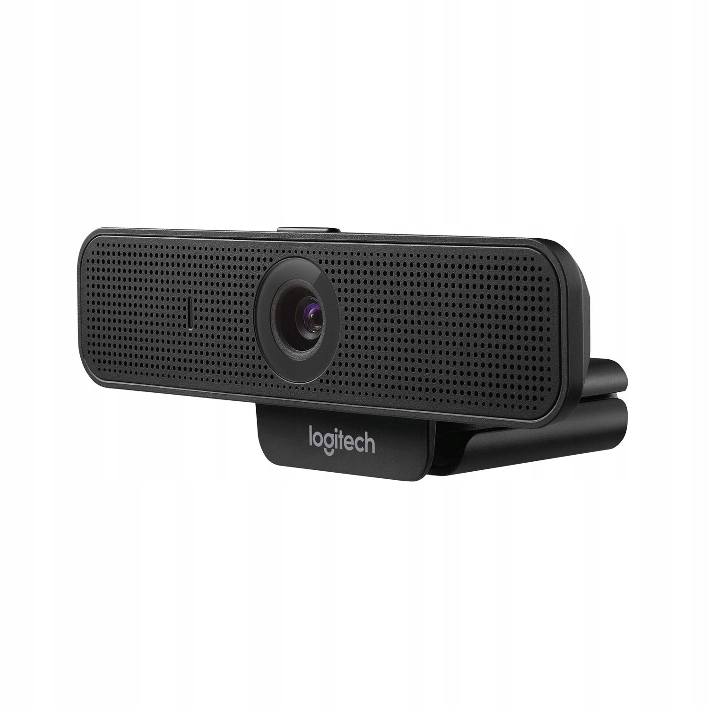 Kamera internetowa Logitech C925E czarna