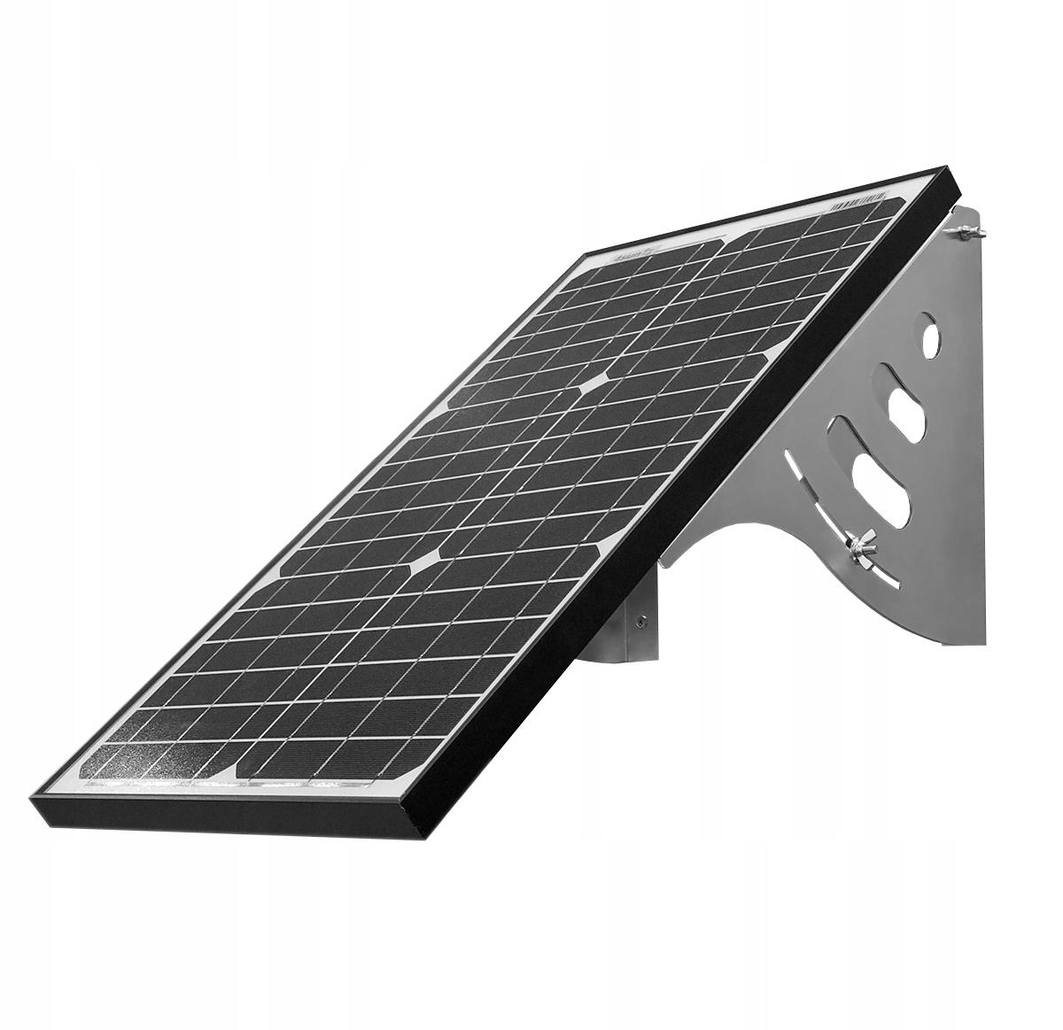 Uchwyt montażowy paneli solarnych solar rególowany