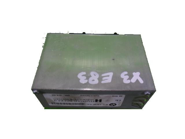 усилитель hifi harman bmw e83 x3 6957807
