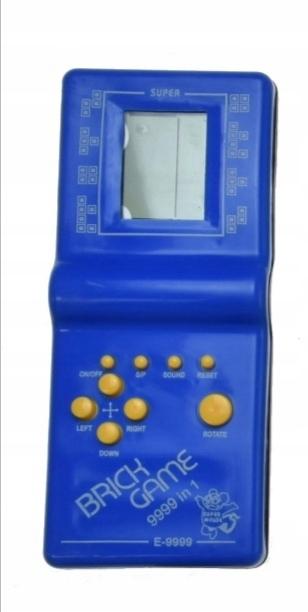 Elektronická hra Tetris Retro Brick hra Tehly