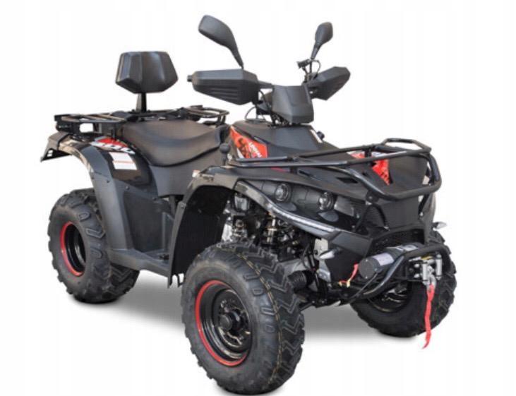 ВЕСЬ НА ЧАСТИ ВСЕ LINHAI 500 ATV 400