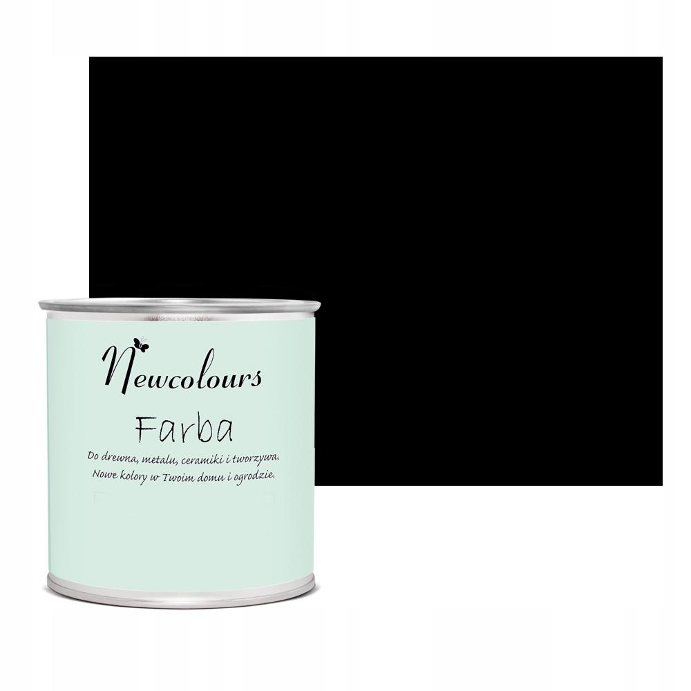 Краска для мебели Newcolours Замша черный 200 мл.