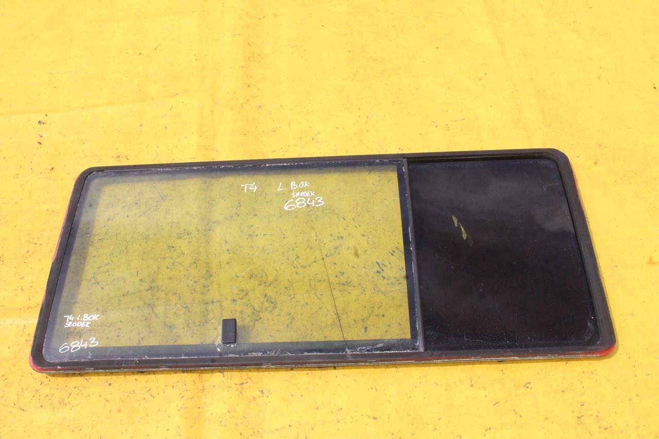 стекло купе левый сторону vw транспортер t4