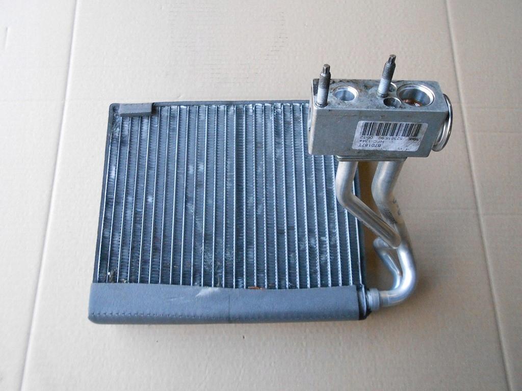 peugeot 508 chŁodniczka испаритель нагревателя