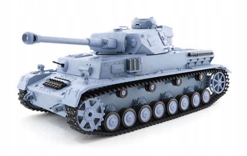HENG LONG - Czołg German Panzer IV 2.4GHz 1/16 V.4