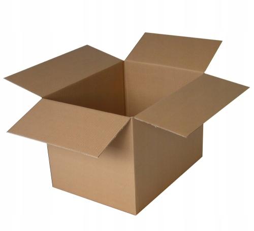 Kartony Pudełka 600x400x400mm Pudło Kartonowe