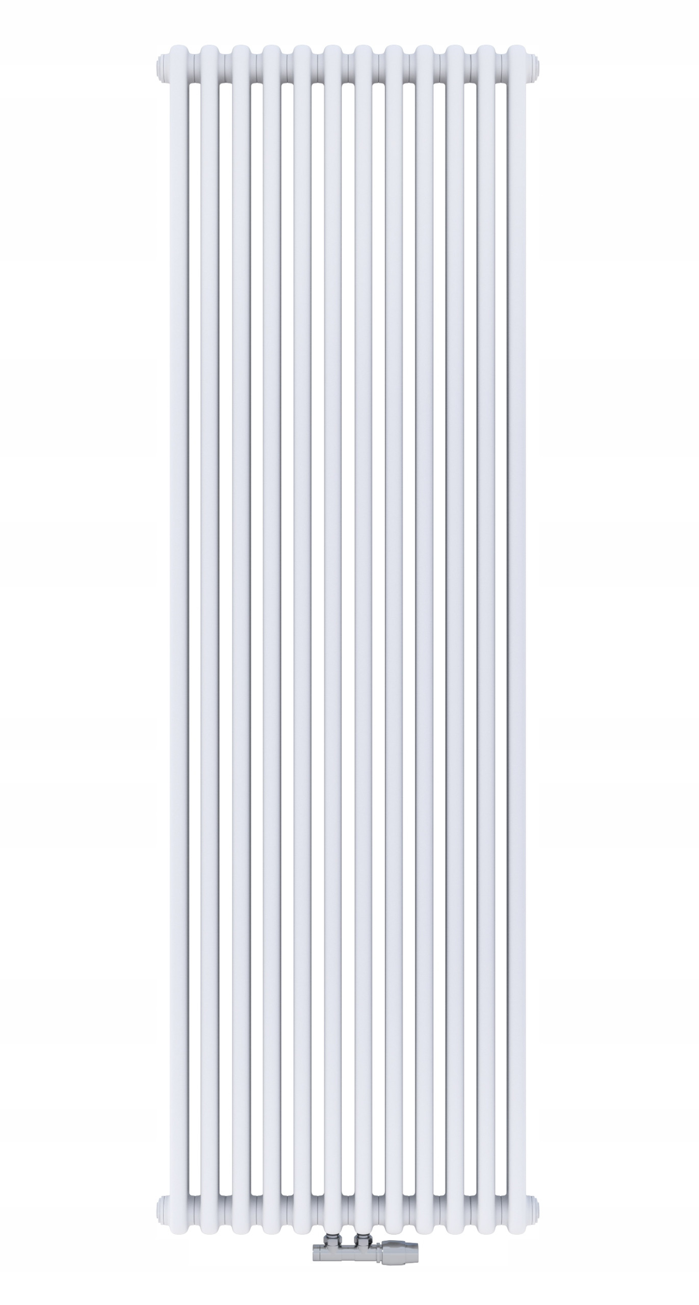 Štylizovaný radiátor TESI 3 RETRO WHITE 2027W