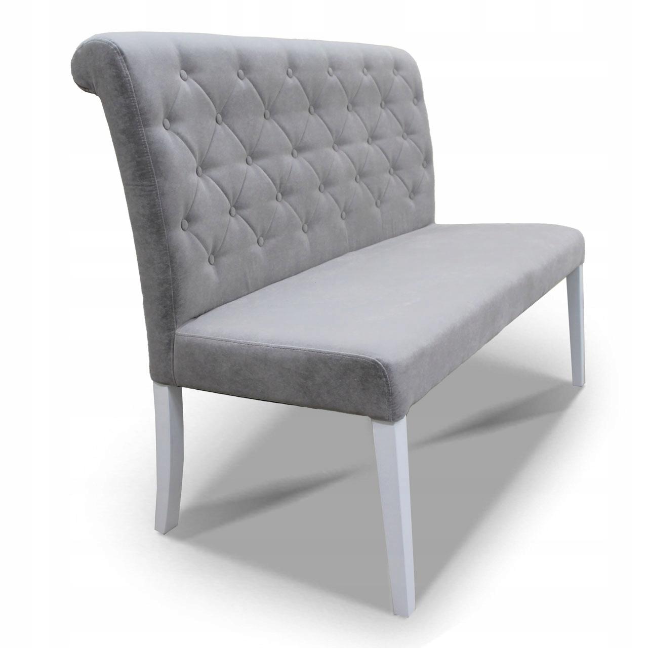 pohovka, gauč lavičke úzke prešívaný hriadeľa výška. 98