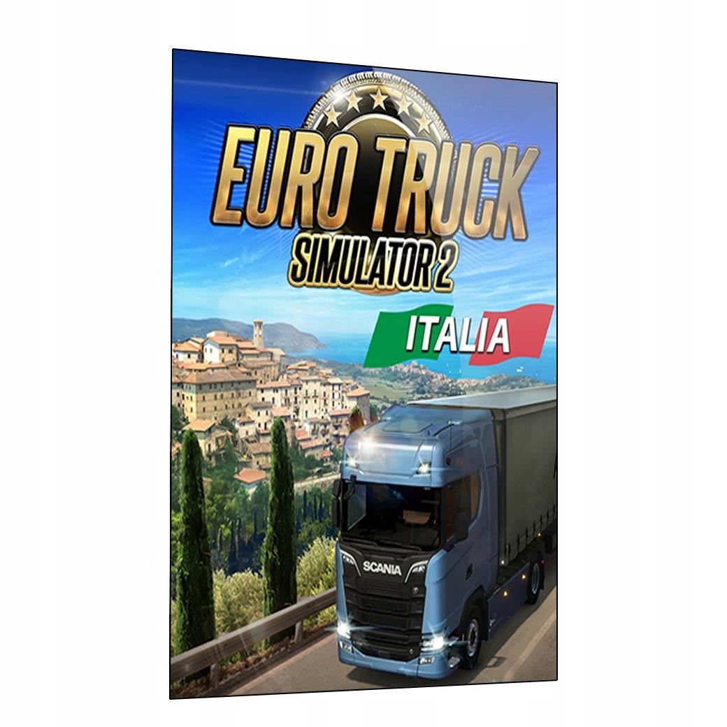 Купить Euro Truck Simulator 2 Italia Италия КЛЮЧ STEAM на Otpravka - цены и фото - доставка из Польши и стран Европы в Украину.