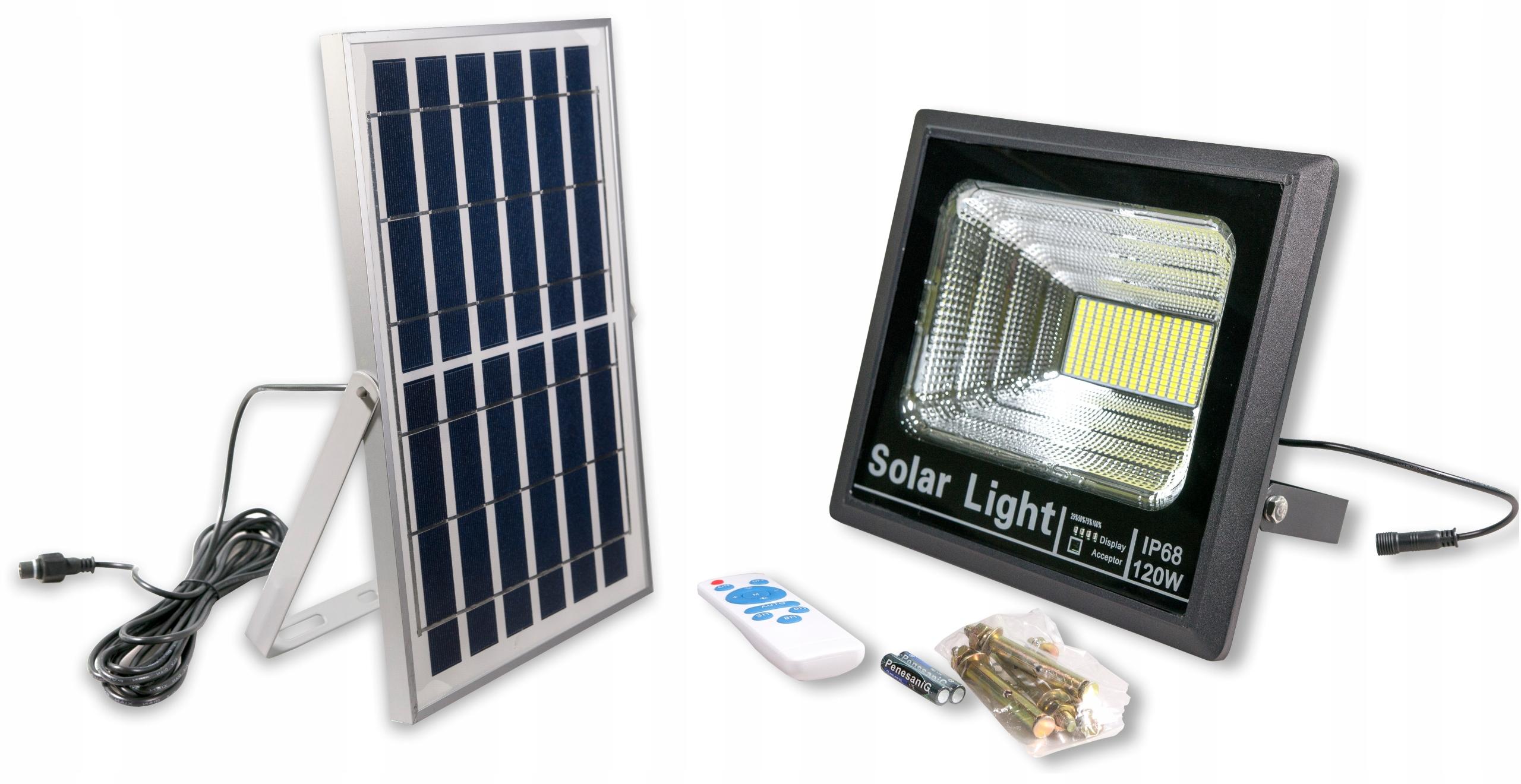 lampy solarne premium