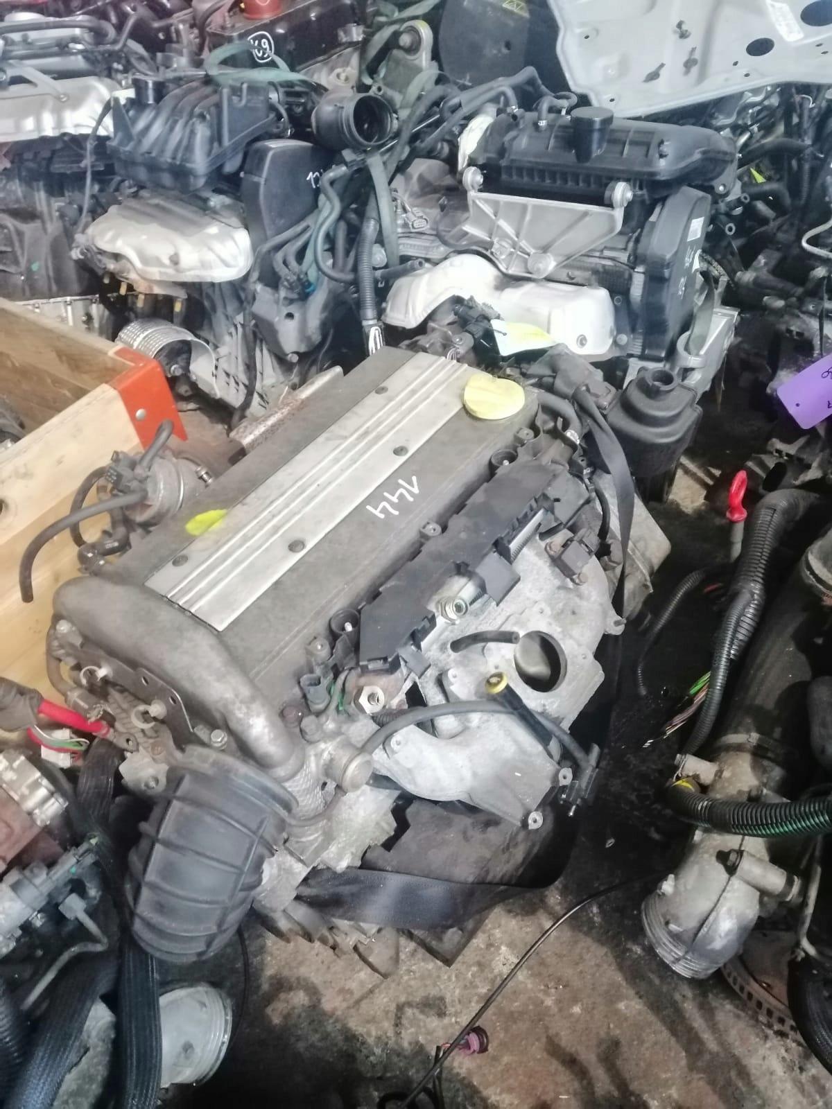 двигатель saab 9-3 9-5 20t turbo z20ner opel 210km