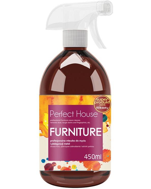 Perfect House Furniture Mleczko Czyszczące Meble