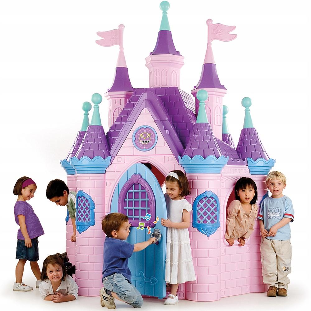 Hrad Chata Palace Princezná Detské ihrisko Feber