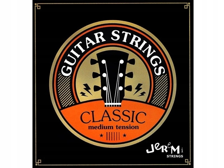 Item Strings for CLASSIC guitar ACOUSTIC + SHIPPING